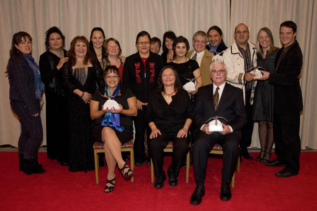 Récipiendaires 2010 d'un prix Boréal